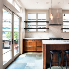 Contemporary Kitchen by Drew Kelly Photography
