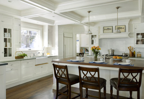 Minimum Ceiling Height For Coffered Ceilings