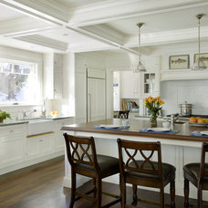 Traditional Kitchen by Dalia Kitchen Design