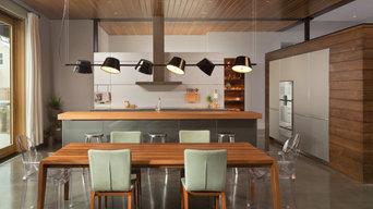 Architectural lighting design, Saratoga Springs, NY
