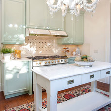 Eclectic Kitchen by Shawn St.Peter Photography