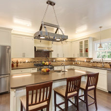 Traditional Kitchen by Ash Creek Photo