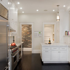 contemporary kitchen by Ed Ritger Photography