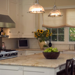 traditional kitchen by Ed Ritger Photography