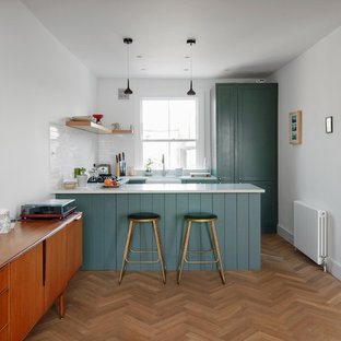 75 Most Popular Kitchen With A Breakfast Bar Design Ideas For 2019