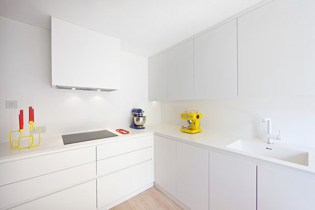 Contemporary Kitchen by Finch London