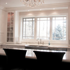 Kitchen by Oakville Kitchen and Bath Centre