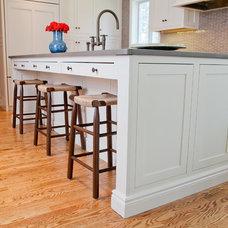 Traditional Kitchen by Jarrett Design, LLC