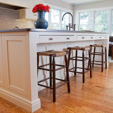 Traditional Kitchen by Jarrett Design, LLC