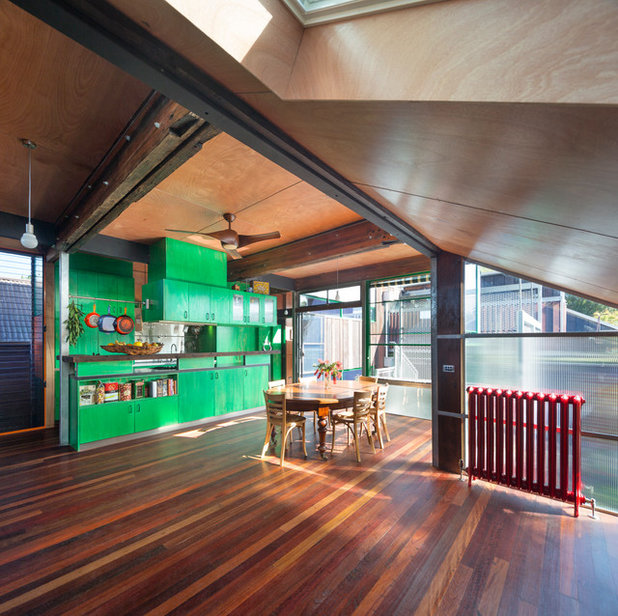 Industrial Kitchen Windows: Window Wizardry: 7 Clever Approaches To Privacy