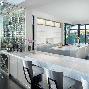 Idéer för att renovera ett funkis kök, med rostfria vitvaror
