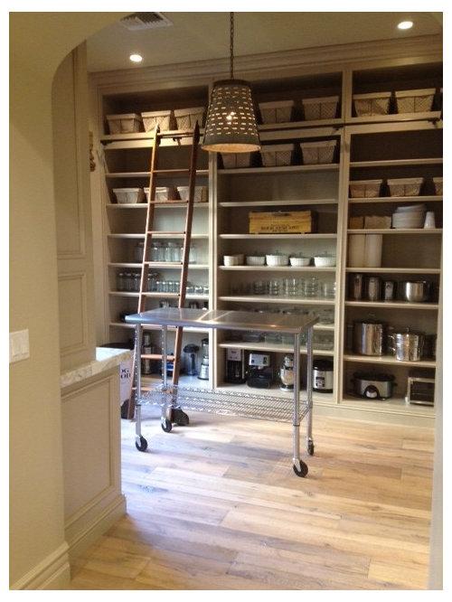 Pantry Ladder Houzz