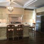 New 5131 Calacatta Nuvo - Transitional - Kitchen - Toronto - by Caesarstone