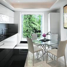 Contemporary Kitchen by Hampstead Kitchens Ltd