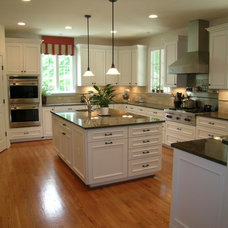 Traditional Kitchen by Cornerstone Kitchen & Bath
