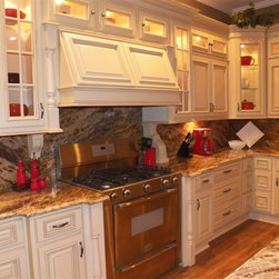 arlington cream white Kitchen Cabinets Home Design - We ship out hundreds of Arlington White kitchens each month from our fully stocked warehouses across the US. You can receive your new cabinets in just 7-14 business days!