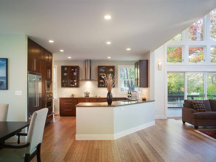 Kitchens - Arlington Green Home