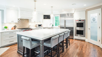 Arlington Heights Luxury Kitchen