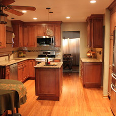 Traditional Kitchen by LMR Designs, LLC