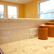 Traditional Kitchen by New England Design & Construction