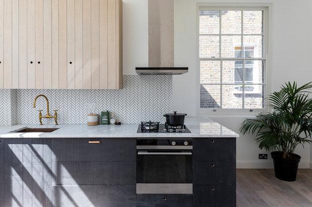 Skandinavisk Kök by BLOCK Design & Build