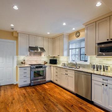 Arlington Transitional Kitchen