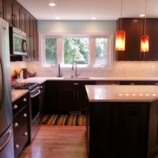 Traditional Kitchen by Matthew Bowe Design Build, LLC