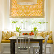 Transitional Kitchen by Margaret Carter Interiors