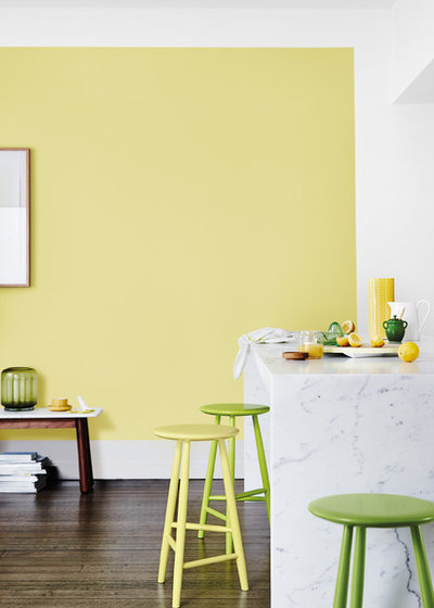 Contemporaneo Cucina by Dulux Paint