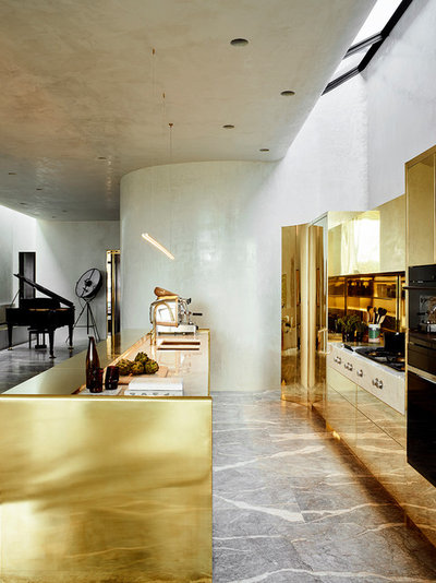 Contemporary Kitchen by Rob Mills Architecture & Interiors