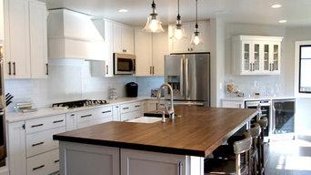 Armani Fine Woodworking Walnut Butcher Block Countertop