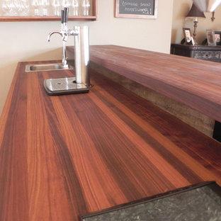 Armani Fine Woodworking Walnut Butcher Block Countertops