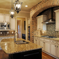 Traditional Kitchen by Arnold Homes LLC