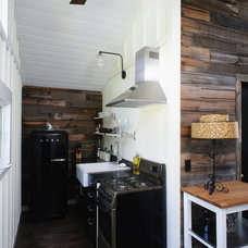 Industrial Kitchen by Sarah Phipps Design