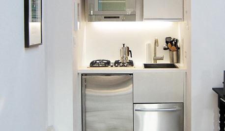 10 kök på 10 kvadrat – form och funktion i miniköket