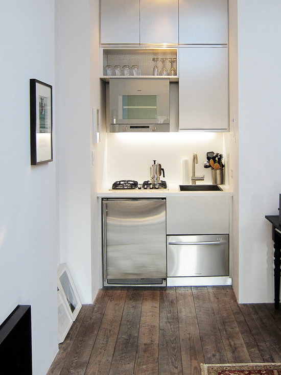 Small Kitchen Design Nyc new york city small kitchens | houzz