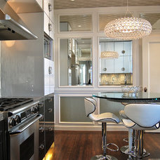 Contemporary Kitchen by Favreau Design