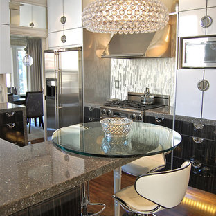 Contemporary kitchen pictures - Trendy kitchen photo in San Francisco