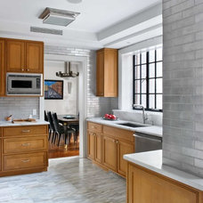 Traditional Kitchen by Gleicher Design - Architecture & Interiors