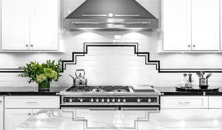 How to Glam Up Your Kitchen With Art Deco Elements
