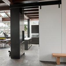 Modern Kitchen by DeForest Architects