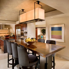 Contemporary Kitchen by GRAHAM architecture
