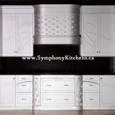 Contemporary Kitchen by Oleg Vasyliychuk