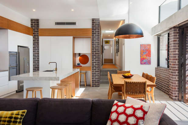 Contemporary Kitchen by Michelle Walker architects