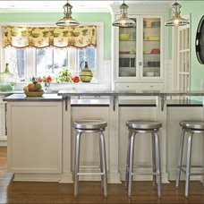 Eclectic Kitchen by The Kitchen Studio, Inc