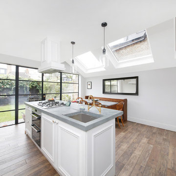 Artfully finished East Dulwich home