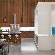 Contemporary Kitchen by TACKarchitects