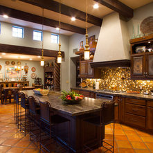 Rustic Kitchen By Interior Trends Remodel Design