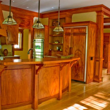 Traditional Kitchen by McConnell & Ewing