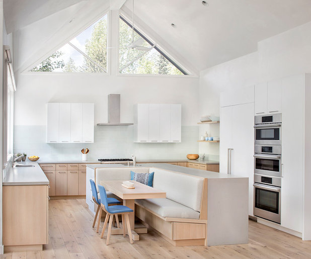 Scandinave Cuisine by Rowland+Broughton Architecture & Urban Design